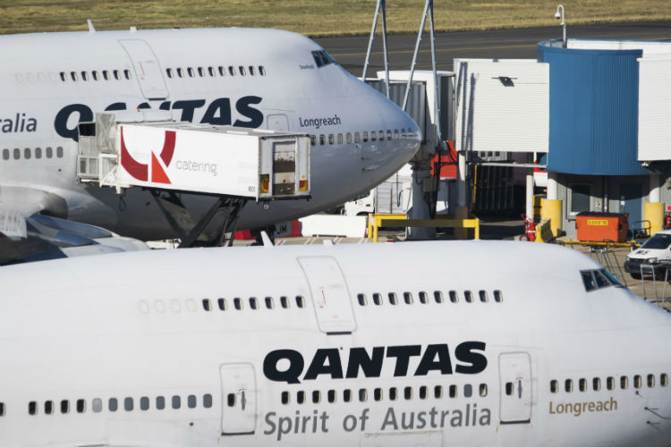 Qantas launches group travel website for UK agents