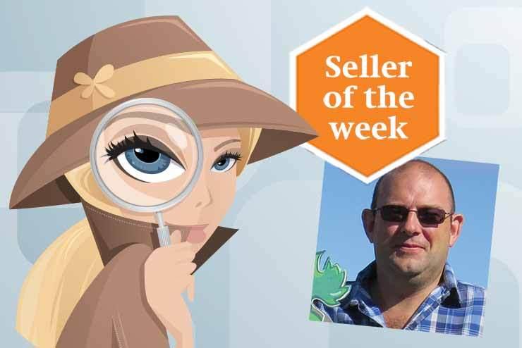 Mystery Shopper Mark Hallett