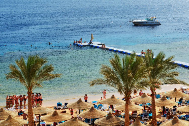 Sharm el Sheikh already back on sale with Red Sea Holidays
