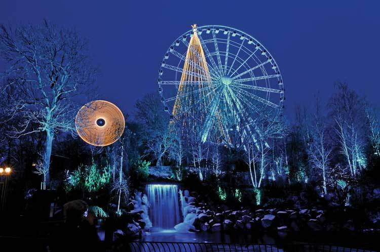 Liseberg Christmas Market: Discover Scandinavia's best kept secret