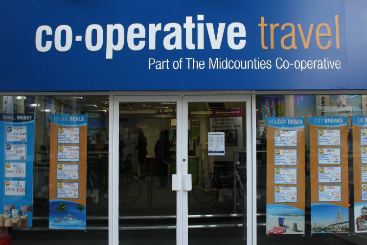 Co op travel forex