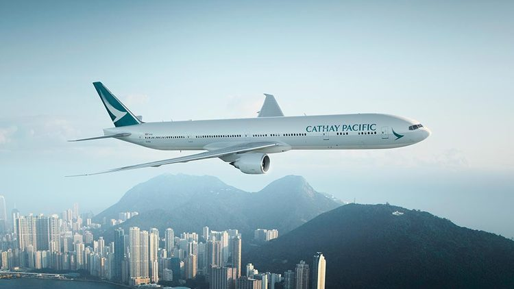 Cathay Pacific to launch flights to Hong Kong from Gatwick