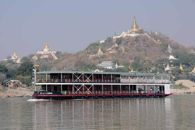 RV Katha Pandaw Burma