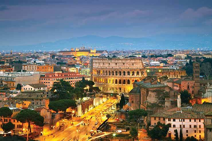 Six Senses has chosen Rome for its first property in Italy