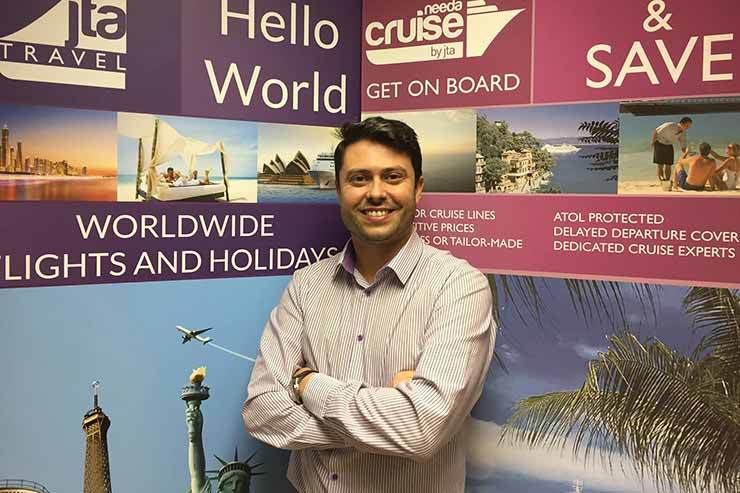 Diogo Castanheira joins JTA Travel from Wendy Wu