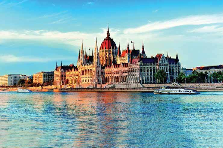 A-Rosa suspends Danube, Rhone and Seine cruises