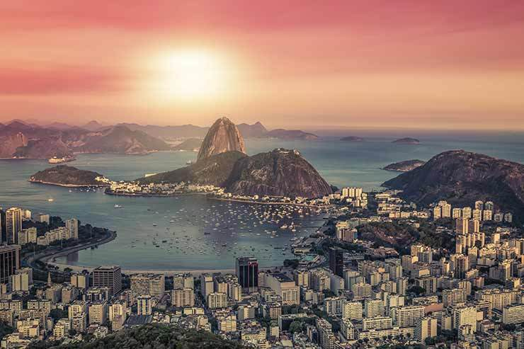 Norwegian launches UK-Brazil service
