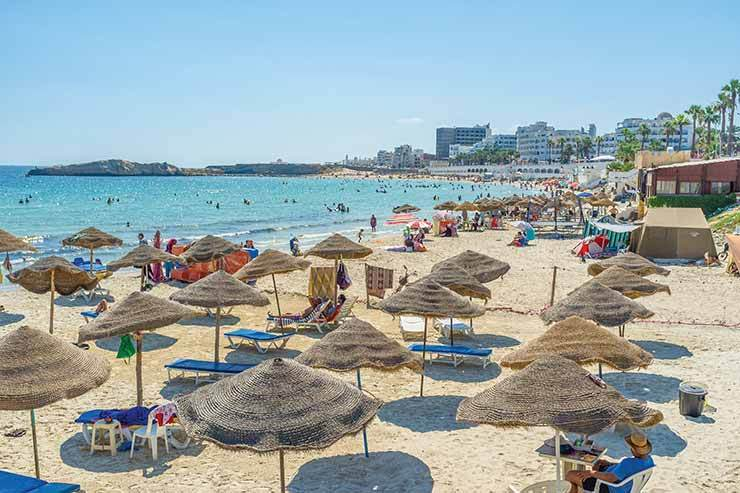 UPDATED: FCO lifts travel advice warning for most of Tunisia