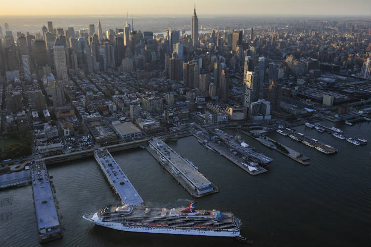 Clia announces suspension of cruise ship operations in US