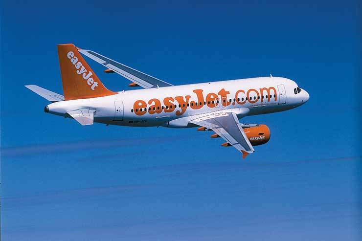 EasyJet to launch new Birmingham-Glasgow route