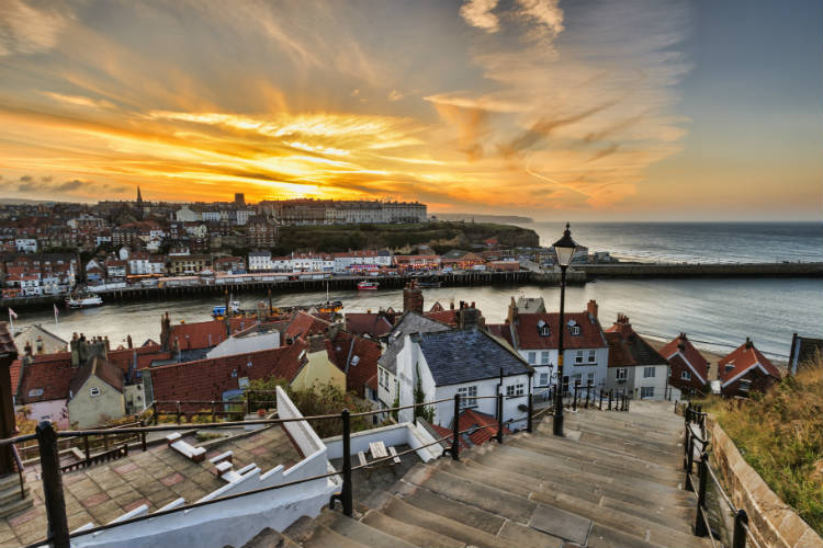 Whitby, 99 steps, VisitEngland