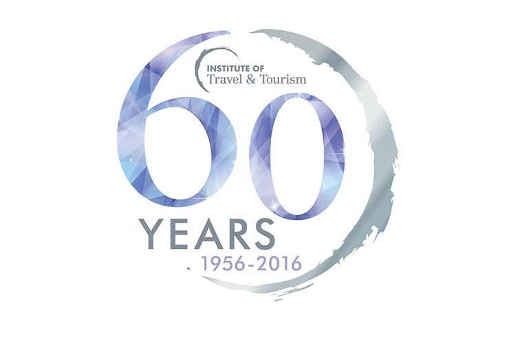 ITT 60 Years Logo