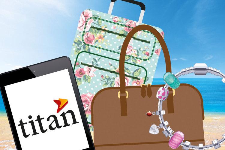 Win a £5,000 Titan holiday in Jackpot January