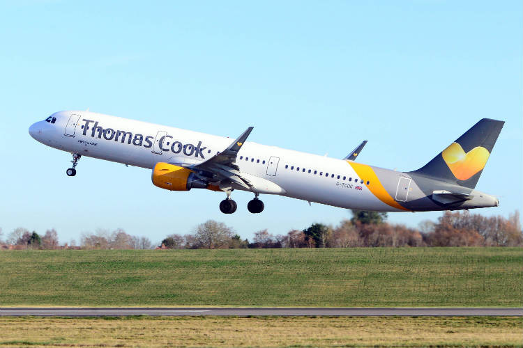 Thomas Cook Airlines pilots back strike action