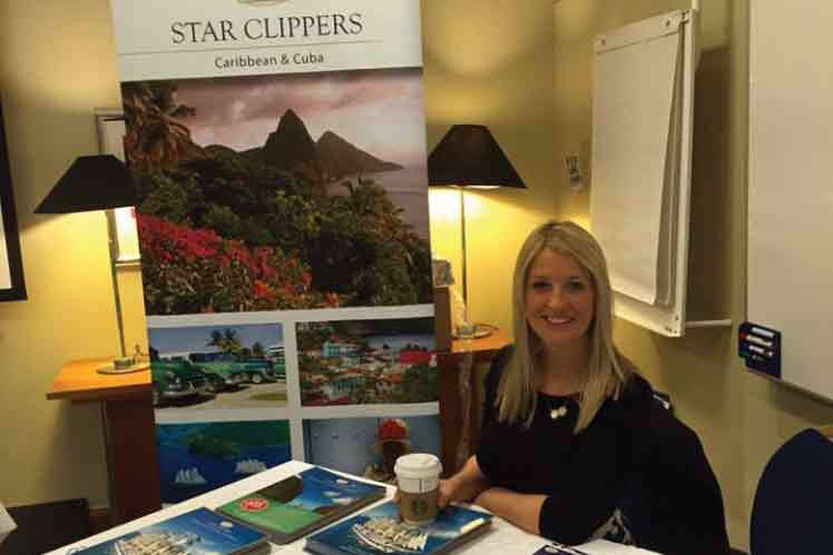 Meet the Rep: Danielle Dudley, Star Clippers