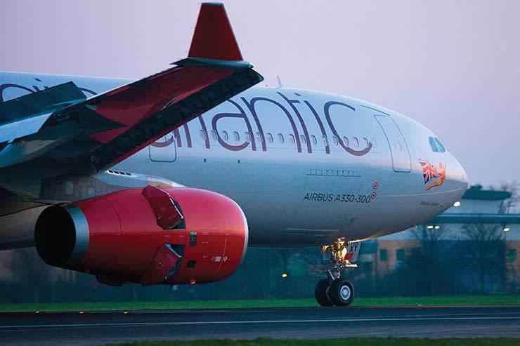 Virgin Atlantic completes fleet-wide Wi-Fi fitting