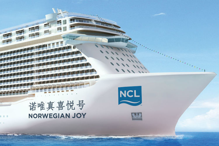 NCL adds sixth ship in Europe for 2019, as line pulls Joy from China