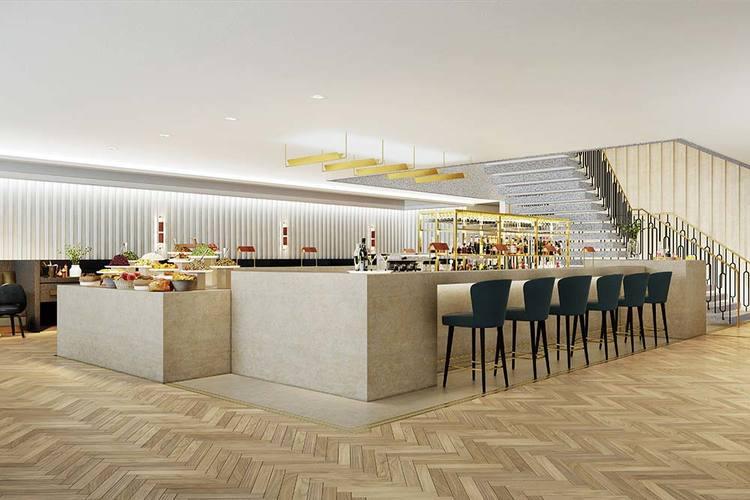 Qantas to open Heathrow lounge