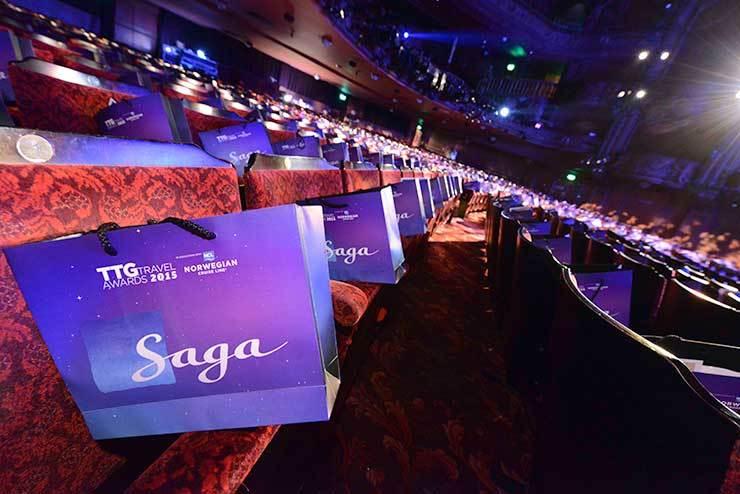 Saga TTG Awards 2015 sponsors