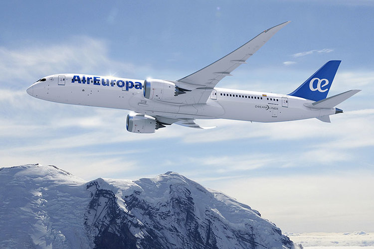 Air Europa signs web deal with Ryanair