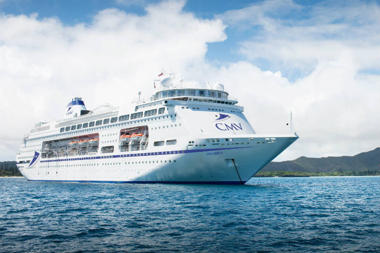 Formed in 2009, the line operated five ships and specialised in ex-UK itineraries
