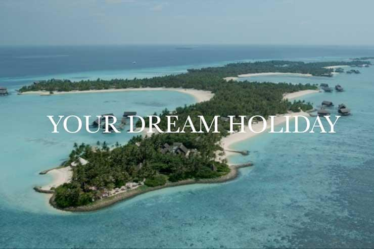 One&Only Resorts Win A Dream Holiday winners - day three