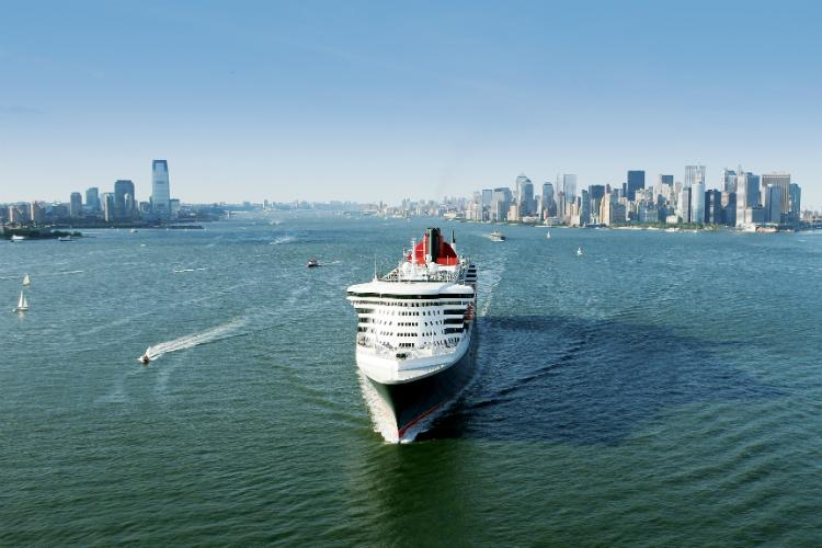 Cunard to refurbish two ships
