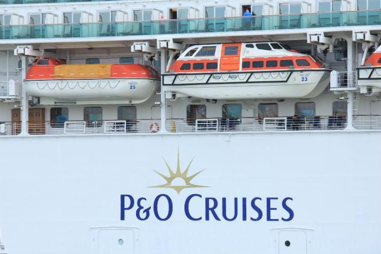 Ventura is a Grand-class cruise ship, owned and operated by P&O Cruises, built by Fincantieri, Monfa