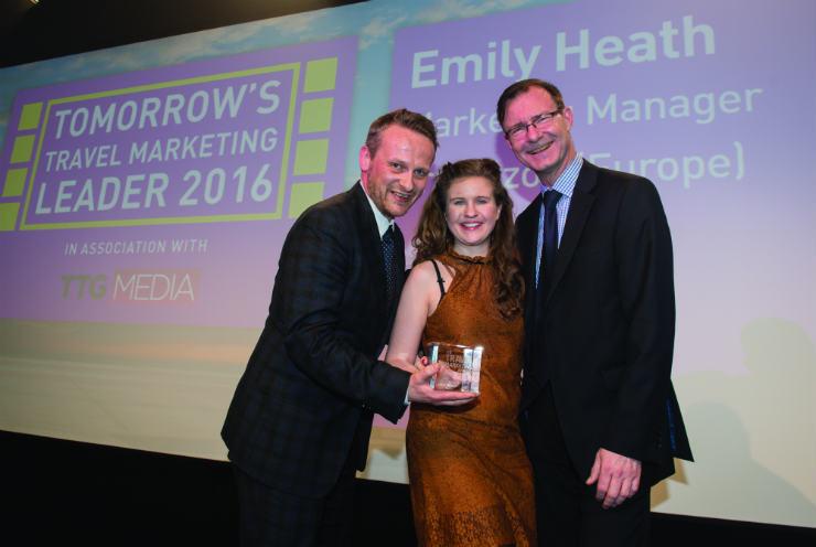 Emily Heath, Travelzoo
