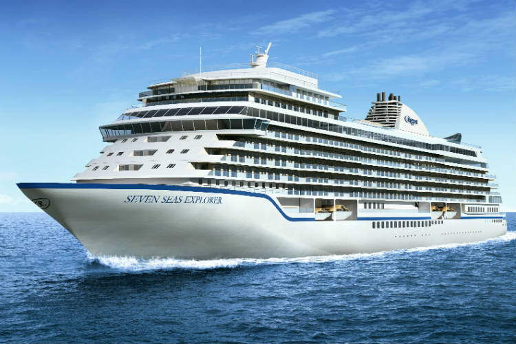 Regent Seven Seas to be showcased in new Channel 5 show