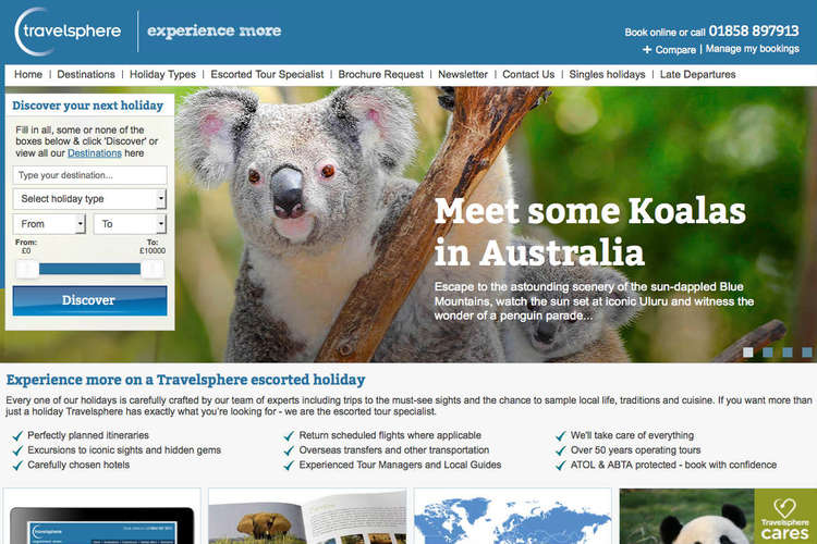 Updated: Two All Leisure brands now operated by G Adventures