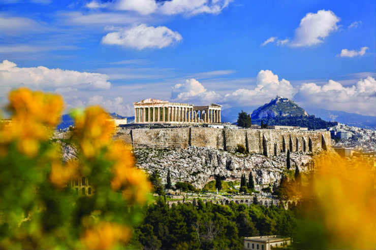 Jet2 to launch Athens flights and city breaks