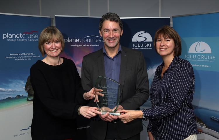 Iglu.com scoops employer award