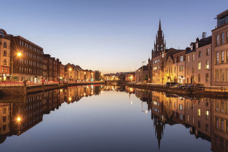 A ghost tour of Cork