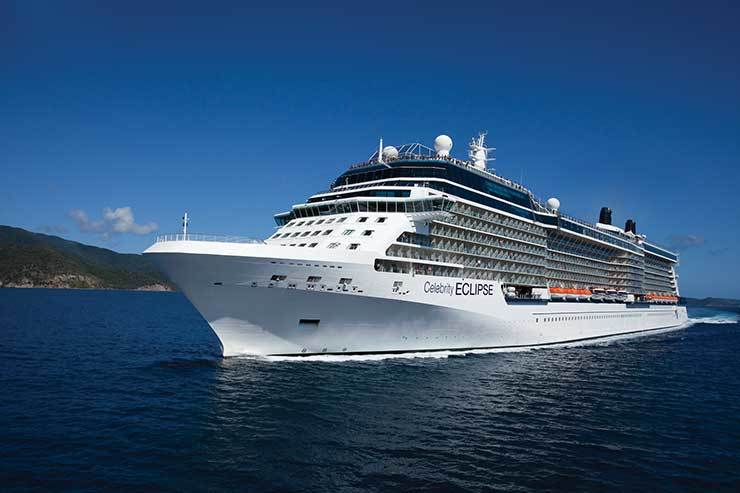 Celebrity Cruises in sales team promotion