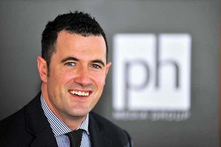 PH Media Sales and Marketing Director Mark Williamson