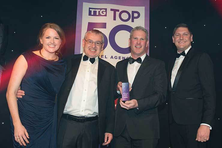 Strand Travel was named Ireland's Top Travel Agency in the first year of TTG's Top 50 Travel Agencies