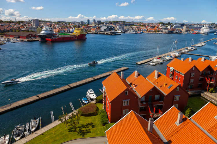 bmi regional launches Newcastle-Stavanger flight