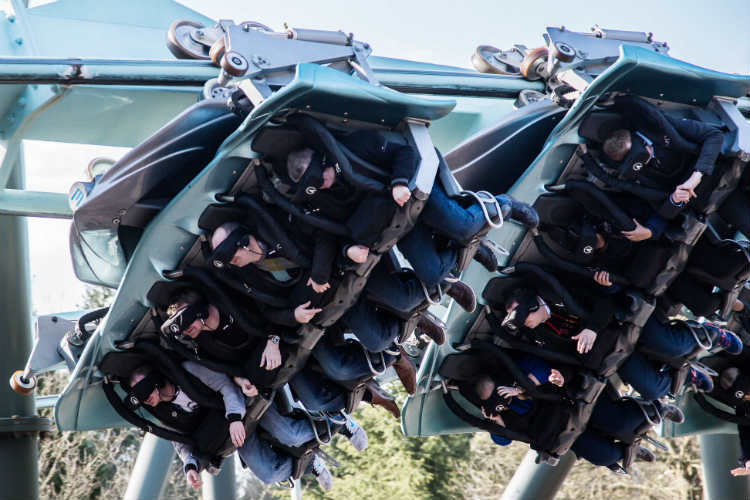 Alton Towers suffers more ride problems