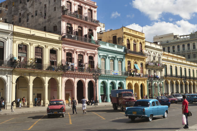 Cuba cruise ban set to affect 800,000 passengers says Clia