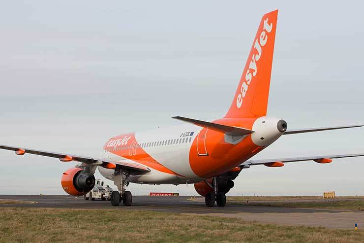 EasyJet reveals further details of seven new winter routes
