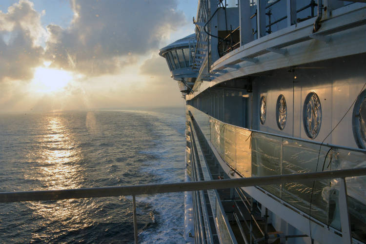 Royal Caribbean headed towards 'record earnings for the year'