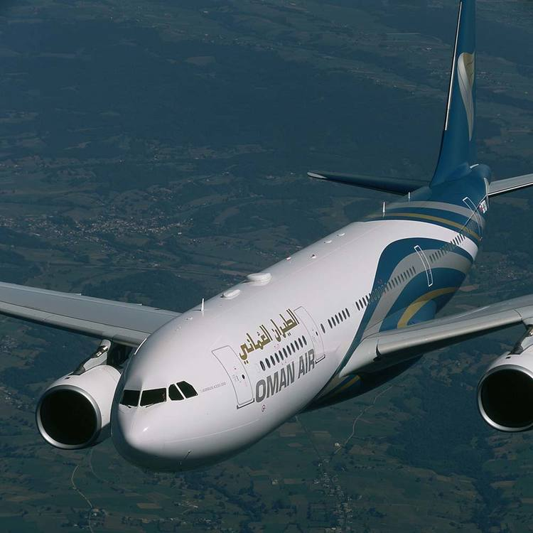 Oman Air to launch Manchester flights