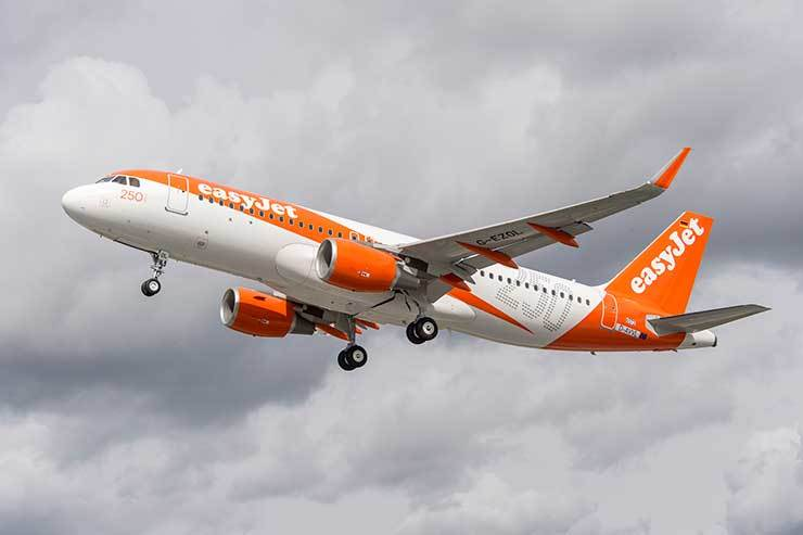 EasyJet adds three new European routes from Belfast