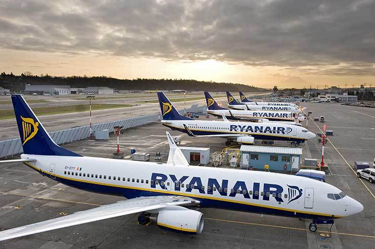Ryanair launches nine new routes from Stansted