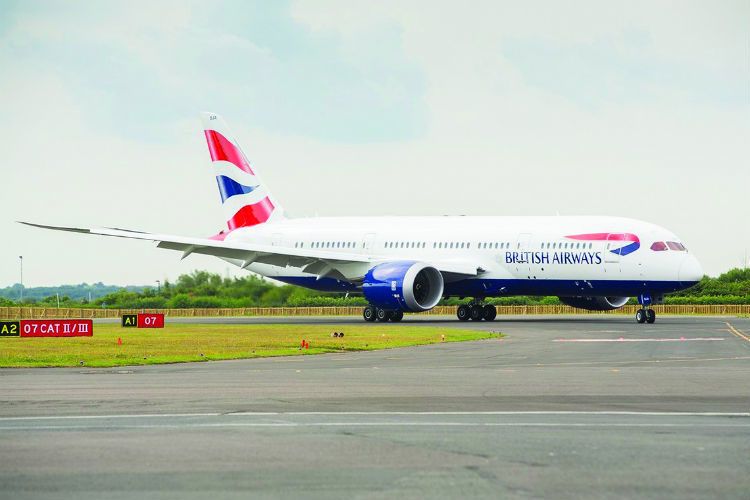 BA to lay on larger aircraft for England World Cup clash