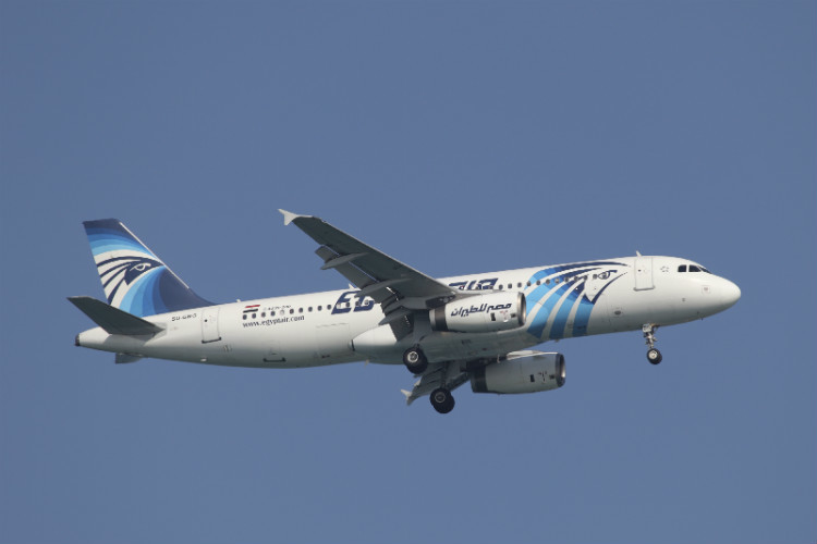 Wreckage of missing EgyptAir flight found