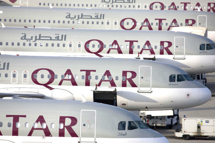 Qatar Airways planes fleet