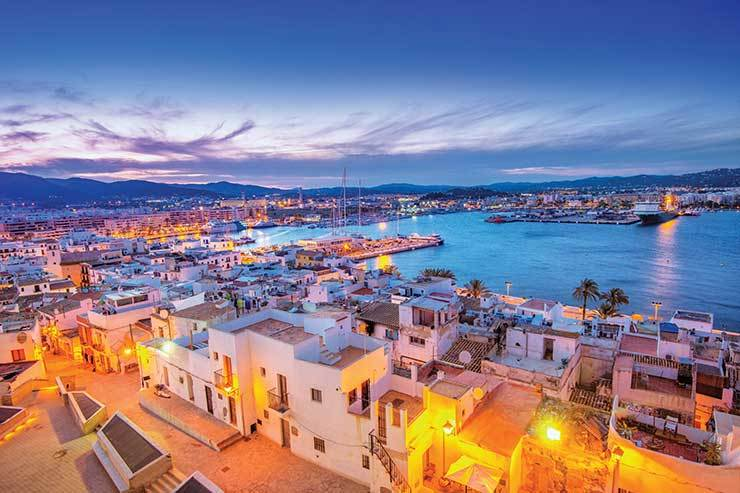 Opinion: A visit to Ibiza Town and Tui Blue Aura on arrivals day