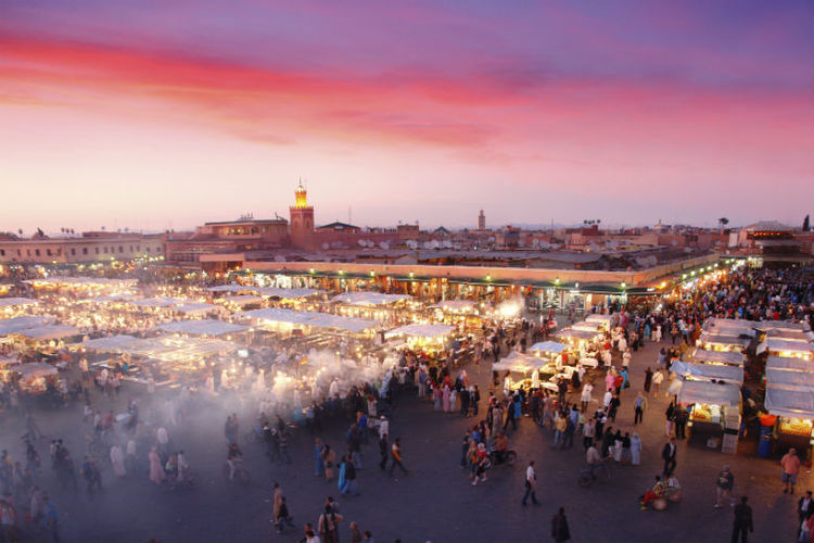 BA adds Heathrow-Marrakech service